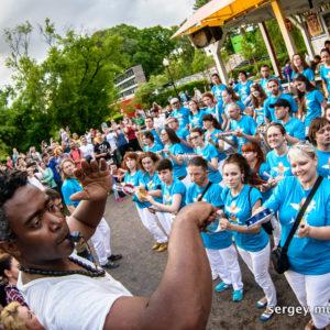 Московский самба фестиваль 2015